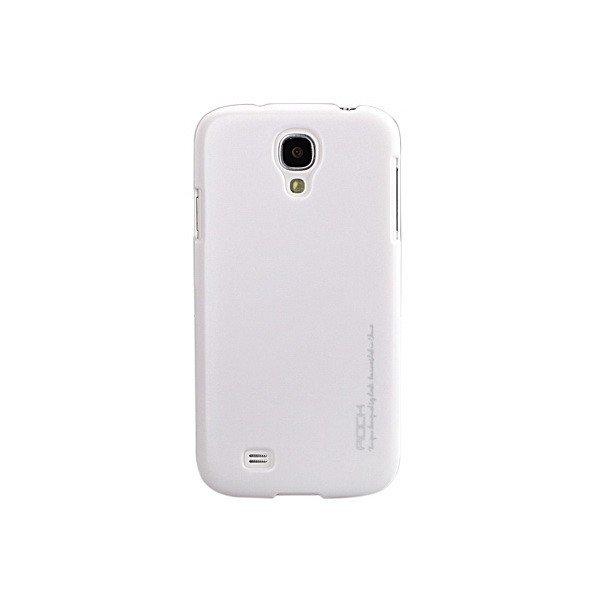 Чехол-накладка для SamsungGalaxyS4 - ROCK Naked Shell белый