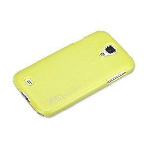 Чехол-накладка для SamsungGalaxyS4 - ROCK Naked Shell желтый