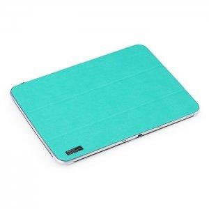 Чехол-книжка для Samsung Galaxy Tab 3 P5200 - ROCK New Elegant series голубой
