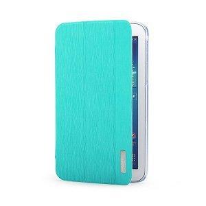 Чехол-книжка для Samsung Galaxy Tab 3 T2100 - ROCK New Elegant series голубой