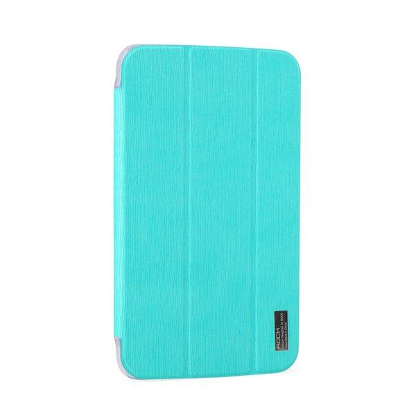 Чехол-книжка для Samsung Galaxy Tab 3 T3100 - ROCK New Elegant series голубой
