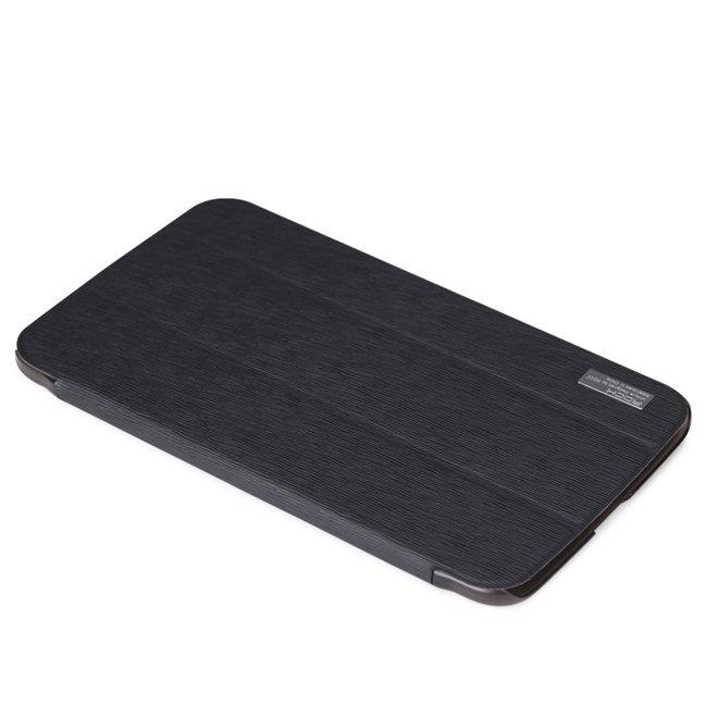 Чехол-книжка для Samsung Galaxy Tab 3 T3100 - ROCK New Elegant series черный