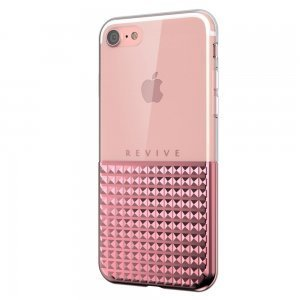 3D чехол SwitchEasy Revive розовый для iPhone 8/7