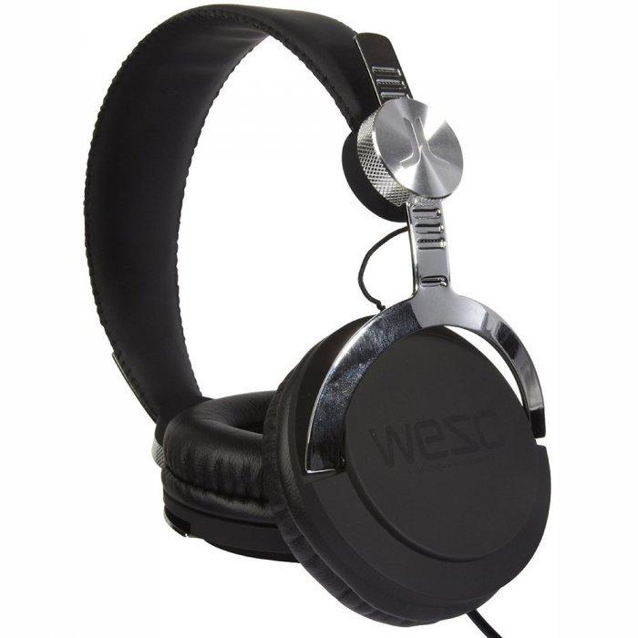 Наушники WeSC Bass черные