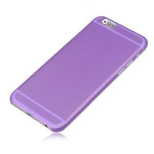 Чехол-накладка для Apple iPhone 6 Plus - Ultrathin Frosted фиолетовый