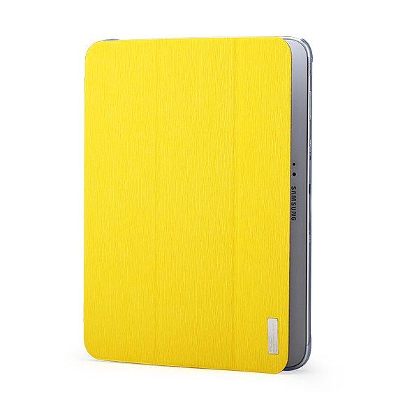 Чехол-книжка для Samsung Galaxy Tab 3 P5200 - ROCK New Elegant series желтый