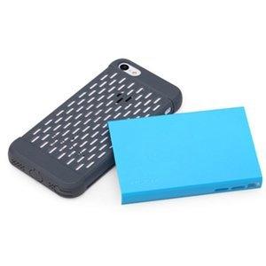 Чехол-накладка для Apple iPhone 5C - ROCK Shield синий