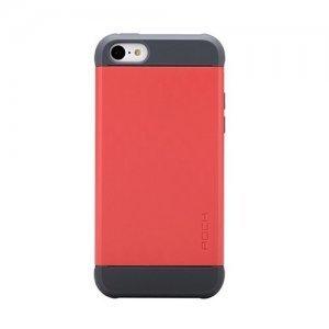 Пластиковый чехол ROCK Shield красный для iPhone 5C
