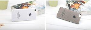 Пластиковый чехол ROCK Texture прозрачный для iPhone 5C