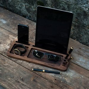 Подставка для iPad, iPhone - EcoWalNut Tab&Phone