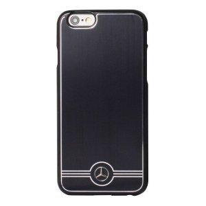 Чехол-накладка для Apple iPhone 6/6S - Mercedes Pure Line черный