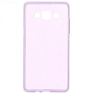 Чехол-накладка для Samsung Galaxy A5 - 0,3мм розовый