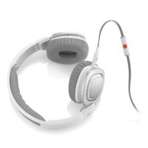 Наушинки JBL J55i White On-Ear Headphones (J55IWHT)