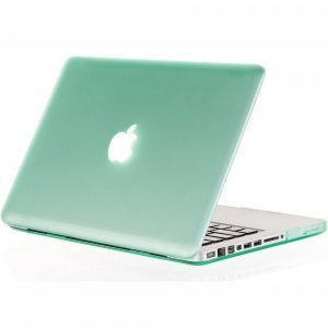 "Чехол-накладка для Apple MacBook Pro 15"" - Kuzy Rubberized Hard Case зеленый"