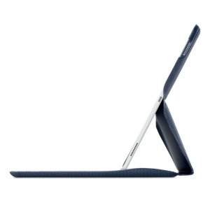 """Чехол-клавиатура для Apple iPad Pro 12,9"""" - Logitech Backlit синий"""