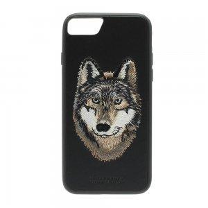 Кожаный чехол Polo Savanna lberian чёрный для iPhone 8/7/6/6S