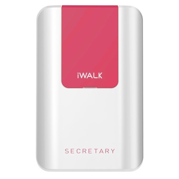 Внешний аккумулятор iWalk Secretary 10,000mAh белый