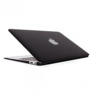 """Чехол-накладка для Apple MacBook Air 11"""" - Moshi iGlaze черный"""