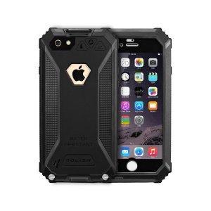 Водонепроницаемый чехол Bolish C4702 черный для iPhone 6/6S