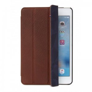 Чехол (SmartCase) Decoded Leather Slim Cover коричневый для iPad mini 4