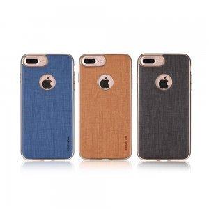 Пластиковый чехол WK Splendor коричневый для iPhone 8 Plus/7 Plus