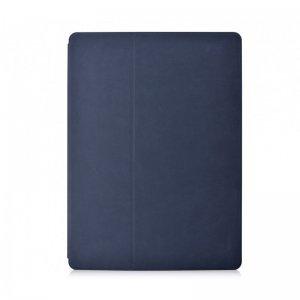 """Чехол-книжка для Apple iPad Pro 12,9"""" - Comma Elegant Series синий"""