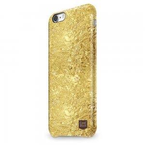 Ультратонкий чехол CaseStudi Foil золотой для iPhone 7