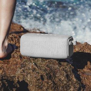 Портативная колонка Fresh 'N Rebel Rockbox Bold L Waterproof Bluetooth серая