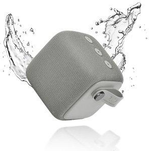 Портативная колонка Fresh 'N Rebel Rockbox Bold S Waterproof Bluetooth серая