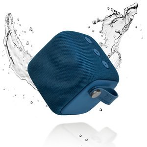 Портативная колонка Fresh 'N Rebel Rockbox Bold S Waterproof Bluetooth синяя
