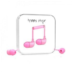 Навушники Happy Plugs In-Ear рожеві