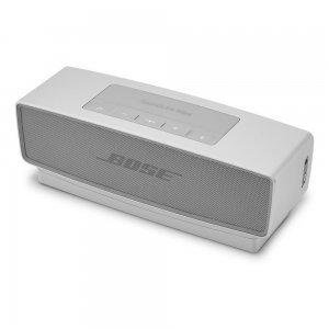 Портативная колонка Bose Soundlink Mini II Speaker серебристая