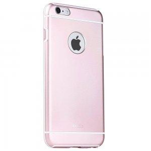 Защитный чехол iBacks Armour розовый для iPhone 6/6S
