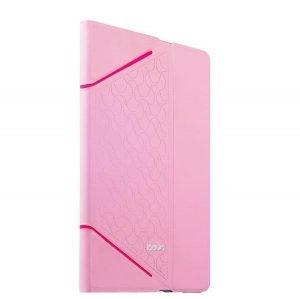 Чехол-книжка для Apple iPad Air 2 - iBacks Business розовый