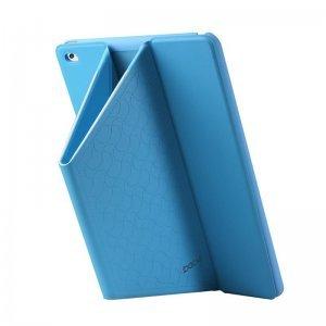 Чехол-книжка для Apple iPad Air 2 - iBacks Business голубой