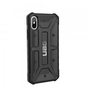 Чехол-накладка Urban Armor Gear Pathfinder черный для iPhone X/XS
