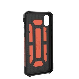 Чехол-накладка Urban Armor Gear Pathfinder оранжевый для iPhone X/XS