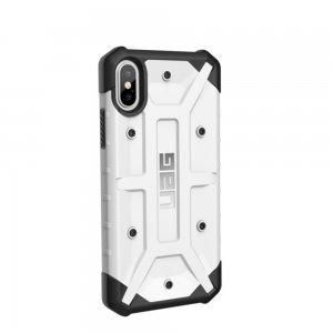 Чехол-накладка Urban Armor Gear Pathfinder белый для iPhone X/XS