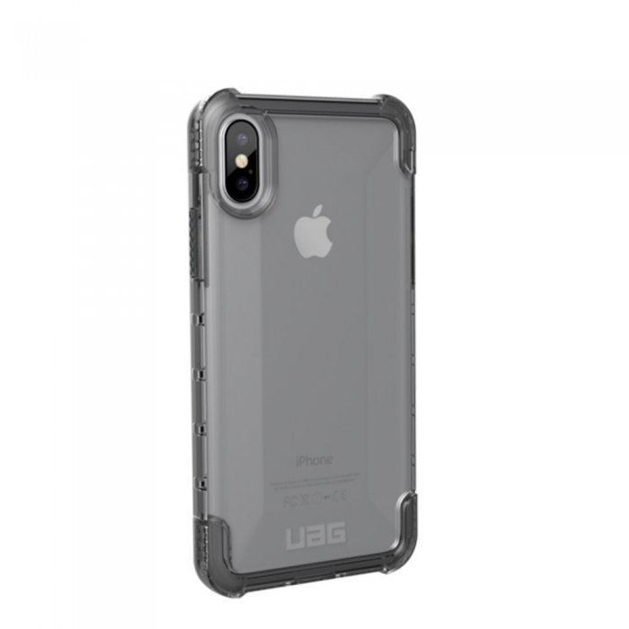 Чехол-накладка Urban Armor Gear Plyo прозрачный для iPhone X/XS