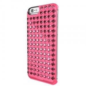 Чохол-накладка для Apple iPhone 6 / 6S - Lucien Elements Chrome рожевий (уцінка)