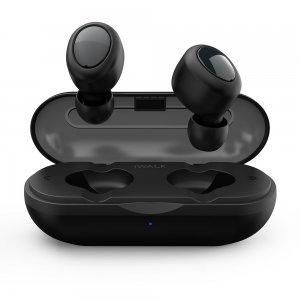 Беспроводные Bluetooth наушники iWalk Amour Air Duo черные