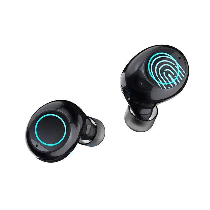 Беспроводные Bluetooth наушники iWalk Amour Frek черные