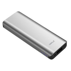 Внешний аккумулятор iWalk Chic 3000mAh серебристый