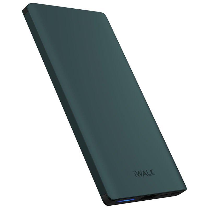 Внешний аккумулятор iWalk Chic 5000mAh черный (уценка)