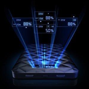 Внешний аккумулятор iWalk Extreme Trio V2 10000mAh черный