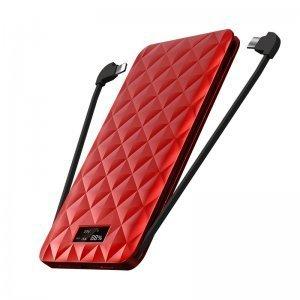 Внешний аккумулятор iWalk Extreme Trio V2 10000mAh красный