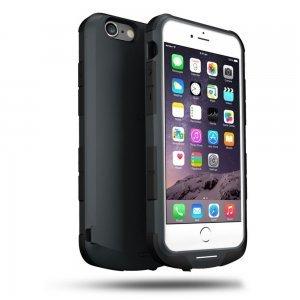 Чехол-аккумулятор iWalk Chameleon immortal i6 2400мАч, черный для iPhone 6/6S (уценка)
