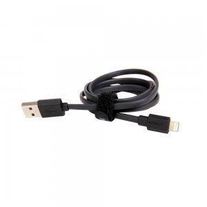 Lightning кабель iWalk Trione 2м, чорний для iPhone / iPad / iPod