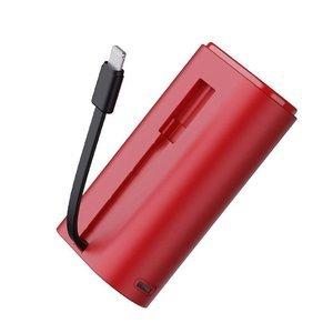 Внешний аккумулятор iWalk Link Me 10000 красный