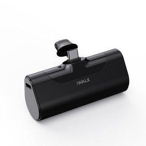 Внешний аккумулятор iWalk Link Me 4 4500mAh (Type-C) черный